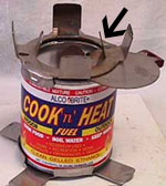 Snap On Stove Top for Cook'N'Heat